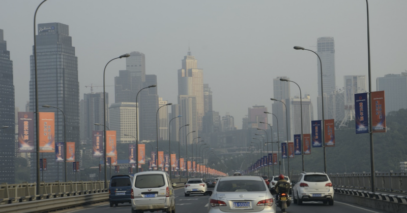 The most harmful air pollutants hardly declined during lockdown