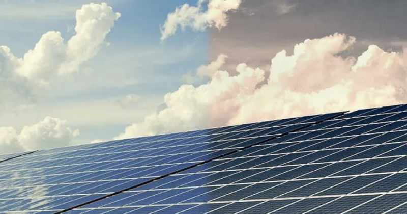 The covid lockdown's effect on solar power is a silver lining