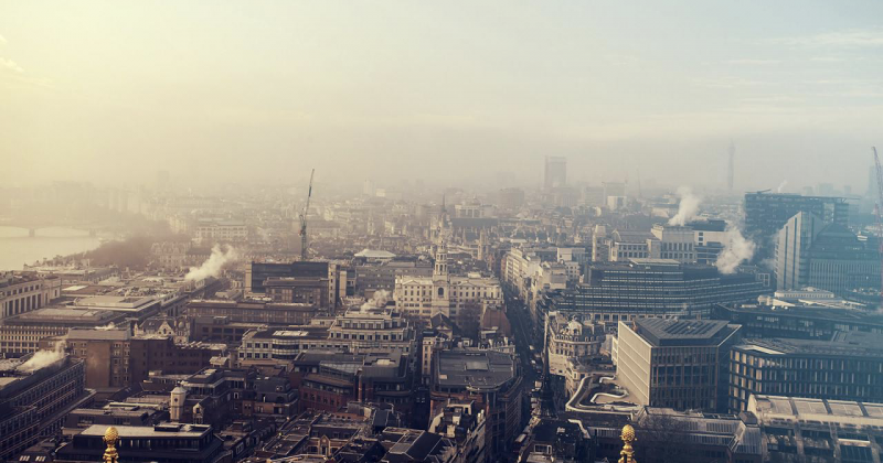European cities race to clean the air